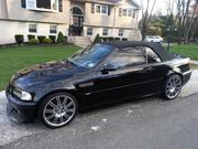 Bmw 2003 BMW M3 Base Convertible 2-Door